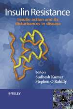 Insulin Resistance: Insulin Action and its Disturbances in Disease