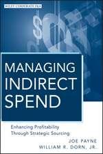 Managing Indirect Spend: Enhancing Profitability Through Strategic Sourcing