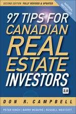 97 Tips for Canadian Real Estate Investors
