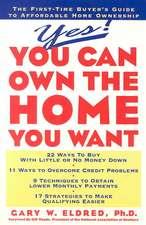 Yes! You Can Own the Home You Want