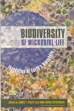 Biodiversity of Microbial Life: Foundation of Earth′s Biosphere