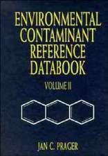 Environmental Contaminant Reference Databook, Volume 2