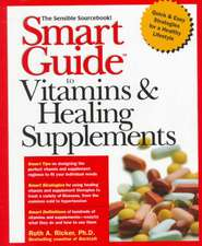 Smart Guide to Vitamins & Healing Supplements:  Inside the New Africa
