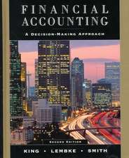 Financial Accounting: A Decision–Making Approach
