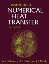 Handbook of Numerical Heat Transfer