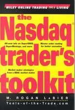 The Nasdaq Trader′s Toolkit