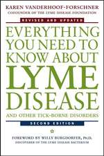Everything You Need to Know About Lyme Disease and Other Tick–Borne Disorders
