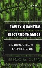 Cavity Quantum Electrodynamics: The Strange Theory of Light in a Box