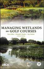 Managing Wetlands on Golf Courses