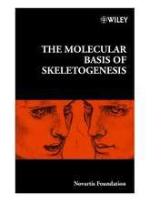 The Molecular Basis of Skeletogenesis