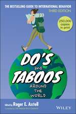 Do′s and Taboos Around The World