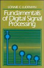 Fundamentals of Digital Signal Processing