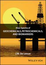 Mass Spectra of Geochemicals, Petrochemicals and Biomarkers (SpecData)