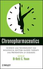 Chronopharmaceutics: Science and Technology for Biological Rhythm Guided Therapy and Prevention of Diseases