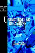 Unimolecular Reactions