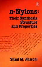 n–Nylons: Their Synthesis, Structure, and Properties