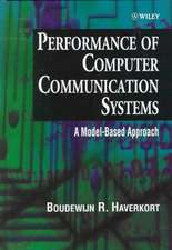 Performance of Computer Communication Systems: A Model–Based Approach