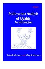 Multivariate Analysis of Quality: An Introduction