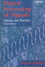 Digital Processing of Signals: Theory and Practice