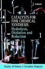Hydrolysis, Oxidation and Reduction