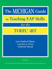 The Michigan Guide to Teaching EAP Skills for the TOEFL iBT [With 2 CDs]:  An African Memoir
