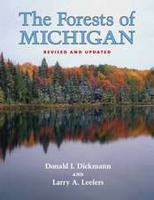 The Forests of Michigan, Revised Ed.