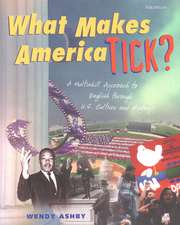 What Makes America Tick