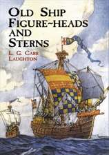 Old Ship Figure-Heads and Sterns