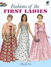 Fashions of the First Ladies:  From Ancient Times to 1820