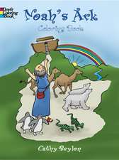 Noah's Ark Coloring Book:  A Tale of Ancient Egypt