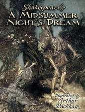 Shakespeare's a Midsummer Night's Dream:  A Concise Course