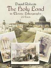The Holy Land in Classic Lithographs