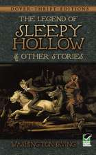 The Legend of Sleepy Hollow and Other Stories:  Coloring, Stickers, Puzzles, Stencils & More! [With StickersWith CrayonsWith StencilsWith Paperback Coloring Books]