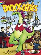 Dinoscenes:  The Civil Rights Struggle, 1961-1964