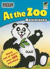 At the Zoo:  Activities