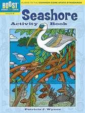 Seashore Activity Book