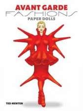 Avant Garde Fashions Paper Dolls