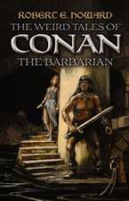 The Weird Tales of Conan the Barbarian:  Color Your Own Cartoon!
