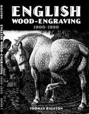 English Wood-Engraving 1900-1950