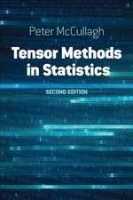 Tensor Methods in Statistics: Seco
