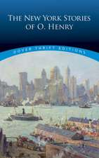 The New York Stories of O. Henry