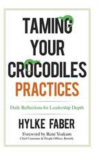 Taming Your Crocodiles Workbook