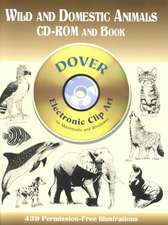 Wild and Domestic Animals [With CDROM]:  From Ancient Times to the Renaissance [With CDROM]