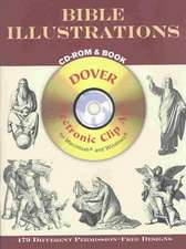 Bible Illustrations CD-ROM and Book