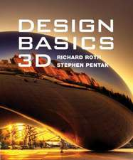 Design Basics:  3D (with Art Design Coursemate with eBook Printed Access Card)