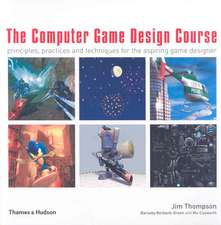 The Computer Game Design Course