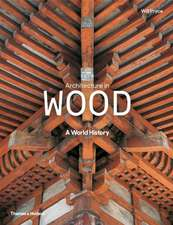 Architecture in Wood