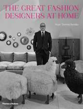 Great Fashion Designers at Home