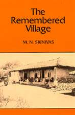 Remembered Village (Paper)