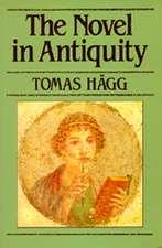 Novel in Antiquity (Paper)
